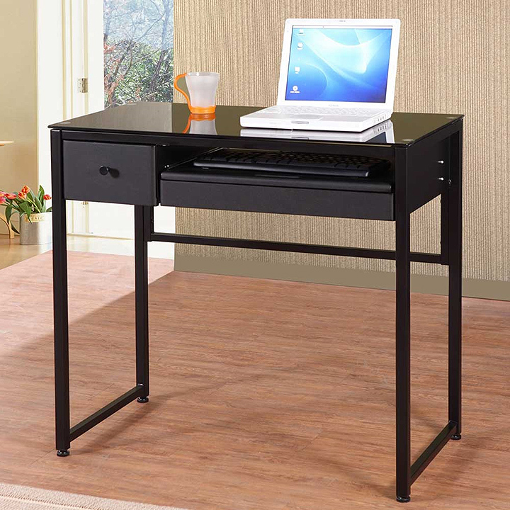 how much is the popularity of black computer desks review and photo. Black Bedroom Furniture Sets. Home Design Ideas