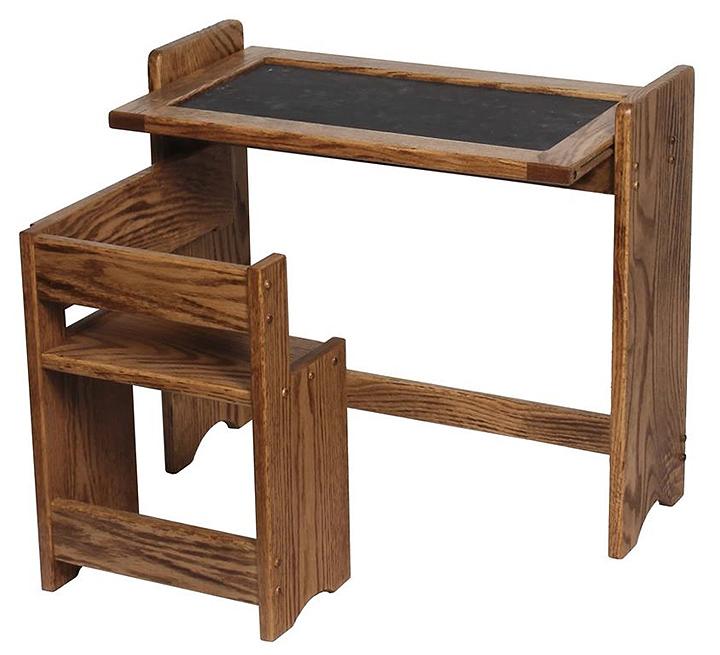 folding desk wood