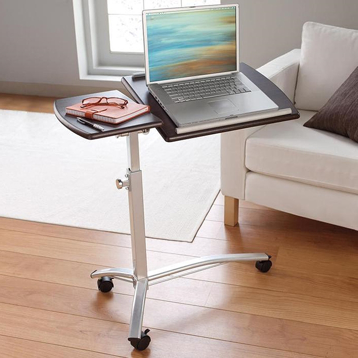 ikea laptop desk stand
