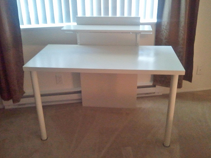 ikea laptop side table