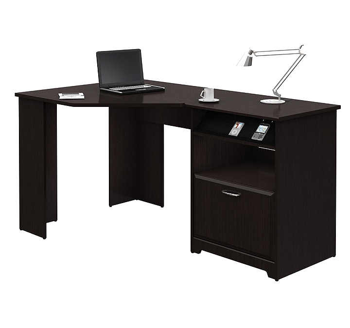 inexpensive black computer desks