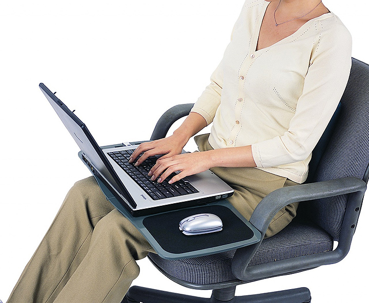 lap desk for a laptop