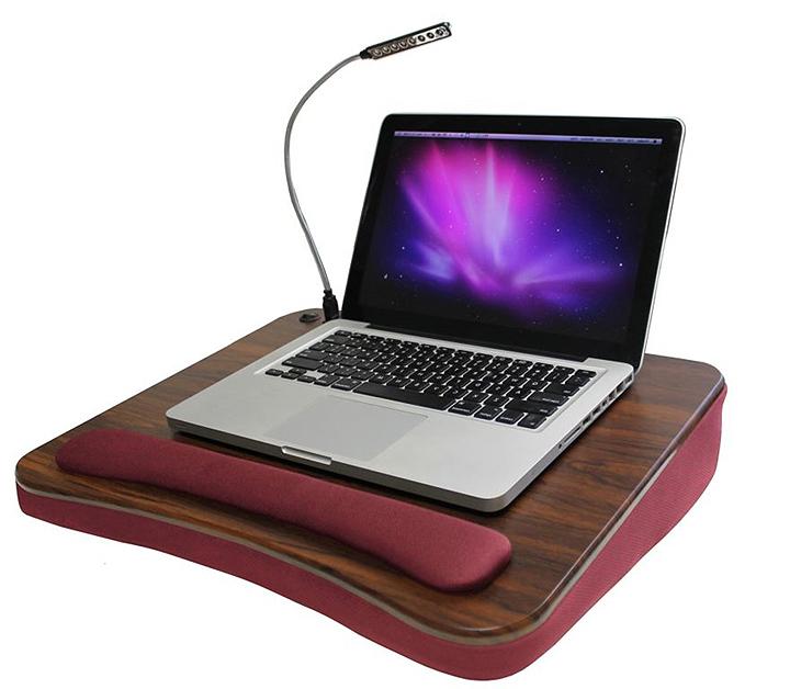 wood lap desk for laptop