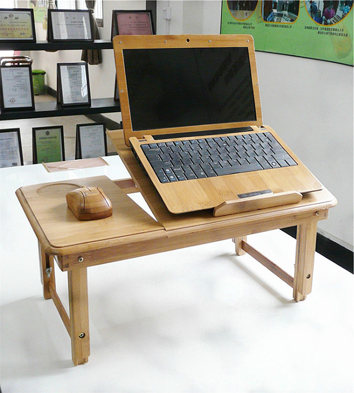 Laptop Desk Table Bed Stand Tray