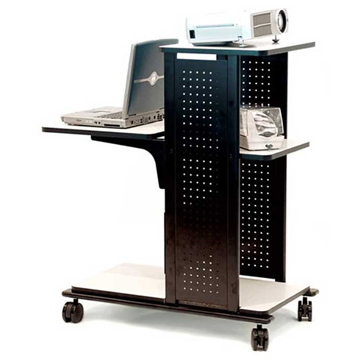 mobile laptop computer cart reviews