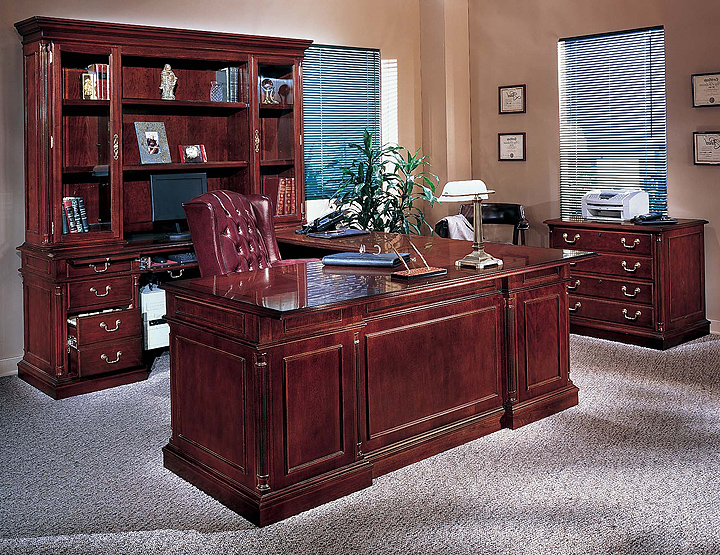 Desks executive office furniture