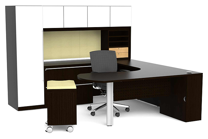 Desks for office furniture - Review and photo