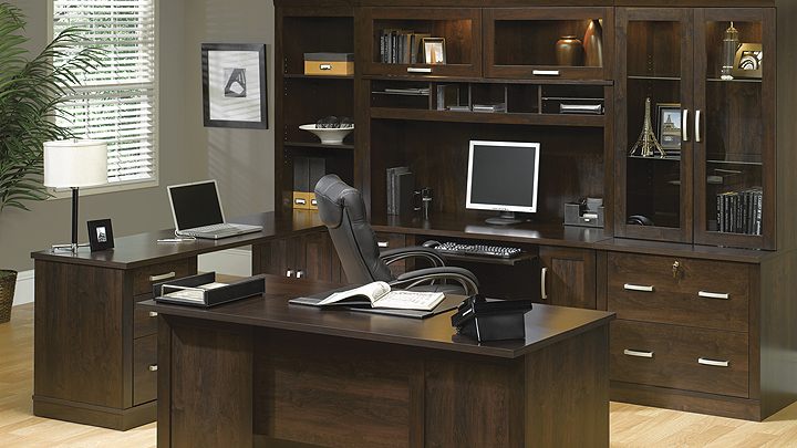 Executive desks for office