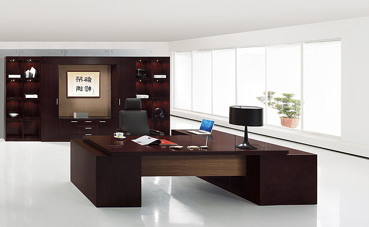 Modern desks for office executive