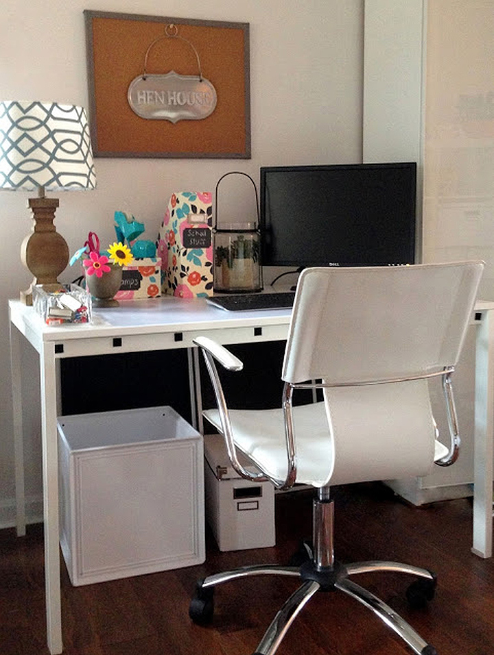 Office desks for small rooms