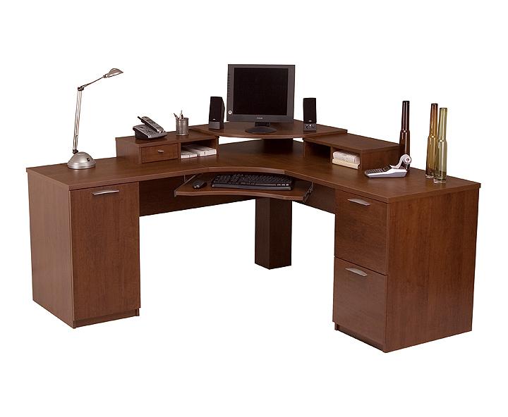 Quality corner computer desk