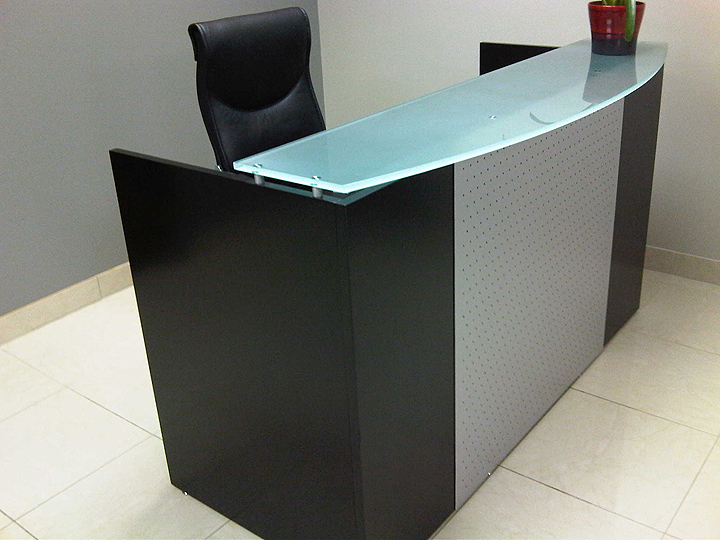 Reception desks for office