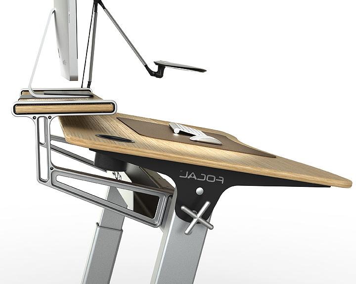 Sit stand desk terra