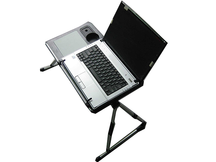 Small laptop folding table Pic