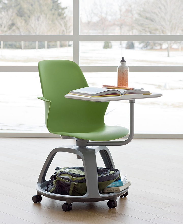 Student Desks On Wheels Review And Photo