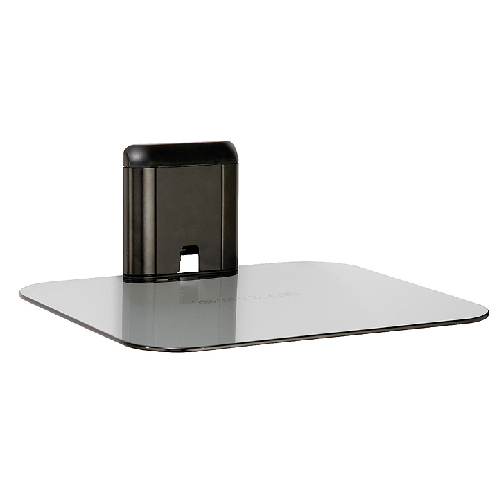 Wall mount shelf for laptop